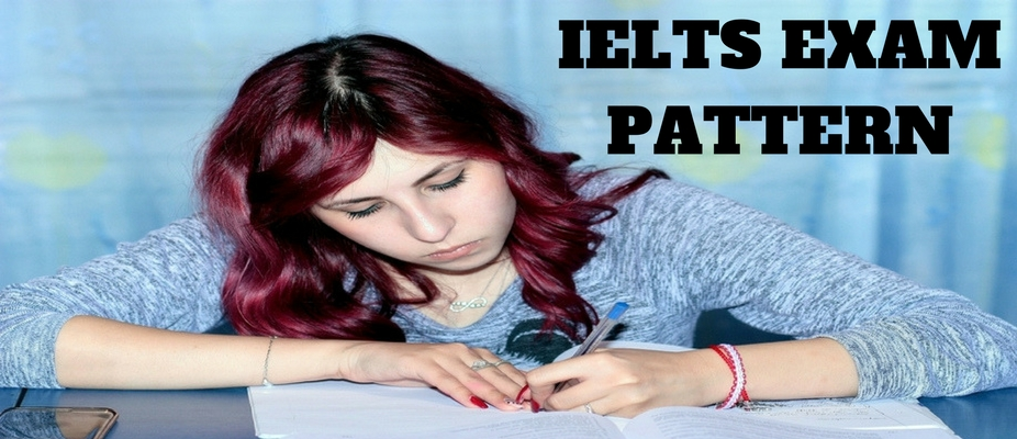 IELTS EXAM PATTERN